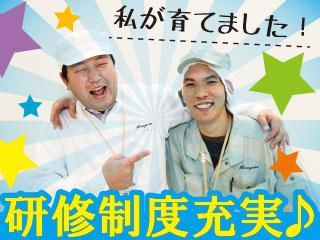 【YM801BD】医薬品の製造(薬液バックの箱詰め・検査など)