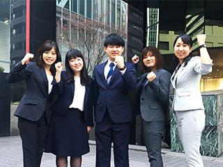 【東京都港区】◆未経験OK・男女活躍中◆総務人事課員募集!/TH1GC4