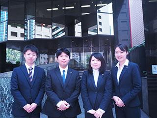 【東京都港区】新卒採用担当(総合職希望の学生対応) /TH9GA1