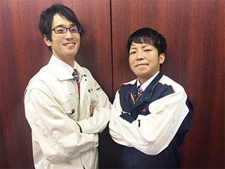 *未経験OK*若手~中高年まで幅広い年代の男性活躍中!!