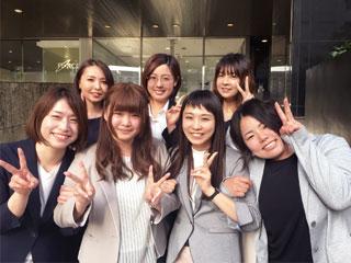 現在20~30代の女性中心の和気あいあいとした職場です!