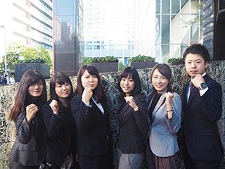 JASDAQ上場のグループ企業で安心・安定!