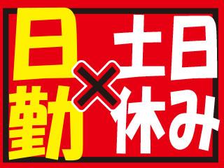 ★嬉しい日勤+土日休み★初心者OK!ブランクOK!