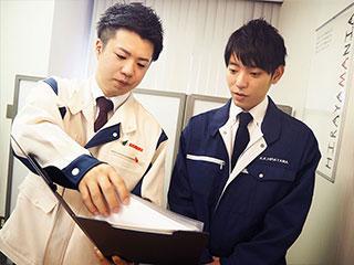 【歴史ある製造支援会社HIRAYAMA】充実の研修制度で支援します◎